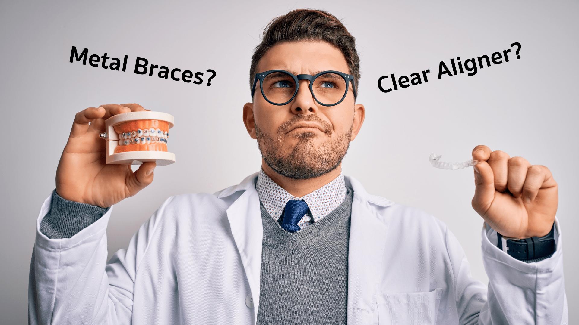 Dental Braces Type